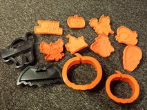 Halloween cookie cutters in Plainfield, Illinois