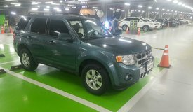 2010 Ford Escape Limited in Osan AB, South Korea
