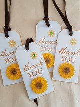 Thank You Gift Tags Handmade 7 Available in Ramstein, Germany