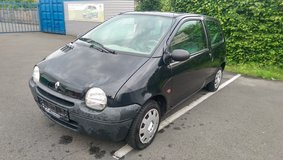 Daily driver car Renault Twingo with low miles in Ansbach, Germany