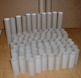 CARDBOARD TUBES (150) in Lakenheath, UK