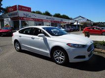 '14 Ford Fusion SE Automatic in Spangdahlem, Germany