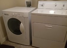 Kenmore Washer & Dryer in Tyndall AFB, Florida