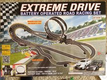 Slot Car Race Track in Yucca Valley, California
