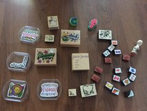 Lot of Rubber Stamps in Houston, Texas