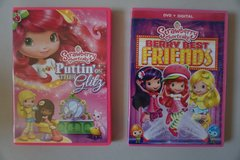 Strawberry Shortcake DVDs in Lockport, Illinois