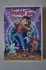 Twinkle Toes DVD in Plainfield, Illinois
