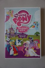 My Little Pony Royal Pony Wedding DVD in Lockport, Illinois
