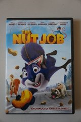 The Nut Job DVD in Lockport, Illinois