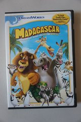 Madagascar DVD in Lockport, Illinois