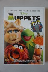 Disney The Muppets Movie DVD in Lockport, Illinois