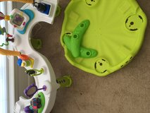 Activity table and bouncer in Conroe, Texas