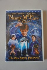 Nanny McPhee DVD in Lockport, Illinois