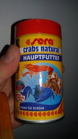 Crab/Shrimp food, brand new!/UNOPENED! in Ramstein, Germany
