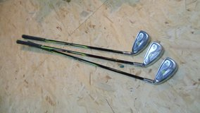 DunlopJunior 5,6 and 7 irons in Ramstein, Germany