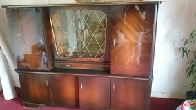 old German Schrank from the 1950thys Good Craftmans-work in Ramstein, Germany