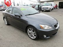 *** 2008 LEXUS is250 w/LOW miles! *FREE WARRANTY!* Payments/Trades OK! - ($55 Down $286 month oa... in Fort Lewis, Washington