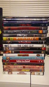 LOTS OF DVDS $1 EACH in Kansas City, Missouri