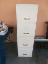 Wooden File Cabinett in Yucca Valley, California