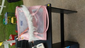 Fancy pet carrier and supplies in Lawton, Oklahoma