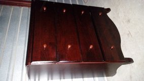Cherry color chest of 4 drawers in Fort Bliss, Texas