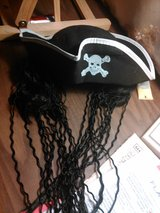 Pirate Hat with hair attached in Alamogordo, New Mexico