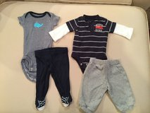 Carter's newborn outfits in Naperville, Illinois