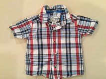 Children's Place shirt...size 9-12 months in Yorkville, Illinois