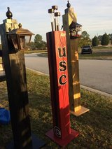 Your team or lantern posts in Columbia, South Carolina