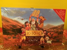 Kids Ten Commandments Board Game Like New in Naperville, Illinois