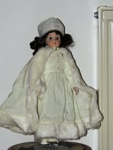 Snow Princess Porc. Doll in Ramstein, Germany