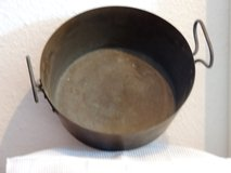 Old German Pot with handles in Ramstein, Germany