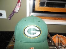 Packer lite up g hat new with batterie's in Palatine, Illinois