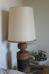 Table lamp in Temecula, California