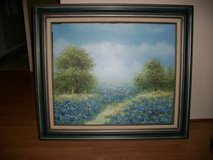 Bluebonnet Picture in Liberty, Texas