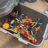 Tub of Knex in Conroe, Texas