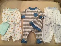Sleepers...size 3 months in Naperville, Illinois