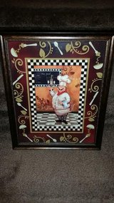 Checker Board Chef Picture in Fort Campbell, Kentucky