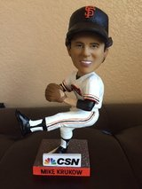 Mike Krukow Bobblehead in Fairfield, California