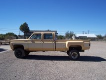 1979 K30 Chevy 4X4 Project in Alamogordo, New Mexico