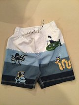 Crazy8 swim trunks..size 12-18 months in Naperville, Illinois
