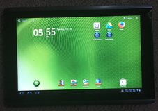 Acre Iconia A500 Tablet with keyboard case in Oceanside, California