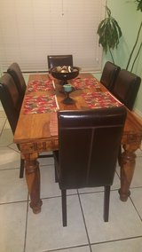 Dining Room Set in Davis-Monthan AFB, Arizona