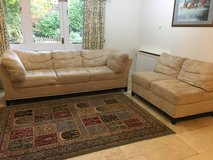 2-piece couch for free! (pickup only) in Lakenheath, UK