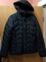 Black puff coat NWT in Ottumwa, Iowa
