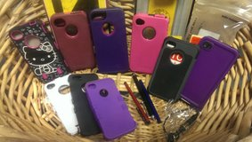IPHONE 4S AND IPHONE 5 OTTERBOX CASES in 29 Palms, California