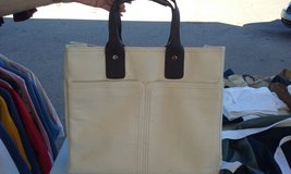 Lg. Canvas Tote- Great for Crafting, Books, etc in Alamogordo, New Mexico