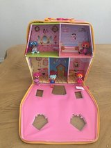 Lalaloopsy mini dolls and case in Fort Bliss, Texas