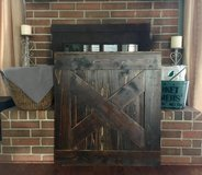 Barn Door Pet Gate in Conroe, Texas