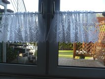 2 curtains in Ramstein, Germany